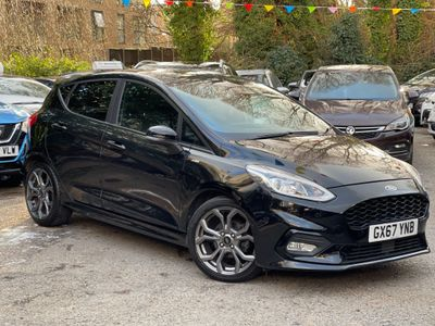 Ford Fiesta Hatchback 1.0T EcoBoost ST-Line X Auto (s/s) 5dr
