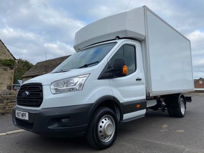 Ford Transit Chassis Cab 2.2 TDCi 350 RWD L4 H1 EU5 2dr (DRW)