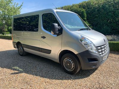 Renault Master Other 2.3 dCi 30 FWD 4dr (6 Seat)
