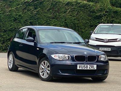 BMW 1 Series Hatchback 2.0 118d ES 3dr