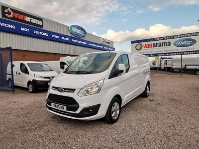 Ford Transit Custom Panel Van 290 Limited L2 H1