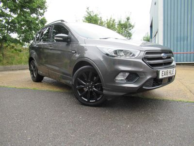 Ford Kuga SUV 2.0 TDCi ST-Line X (s/s) 5dr
