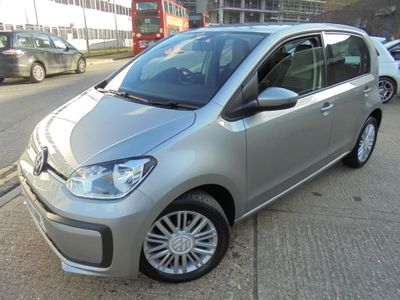 Volkswagen up! Hatchback 1.0 Move up! ASG 5dr