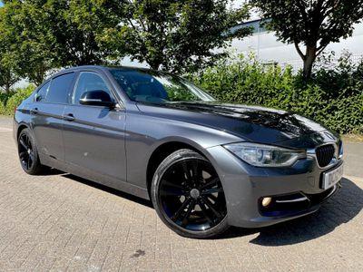 BMW 3 Series Saloon 2.0 320d Sport 4dr