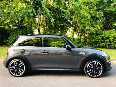 MINI Hatch Hatchback 2.0 Cooper S Sport Steptronic (s/s) 3dr
