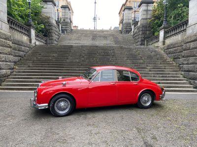 Jaguar Mark II Unlisted