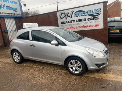 Vauxhall Corsa Hatchback 1.0 i 12v Breeze 3dr