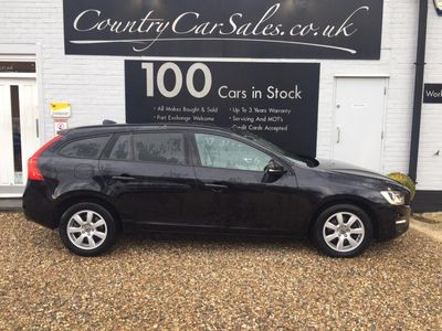 Volvo V60 Estate 2.0 D3 Business Edition Geartronic (s/s) 5dr