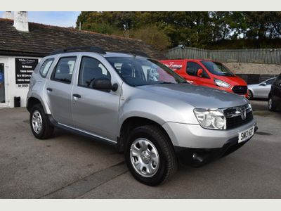Dacia Duster SUV 1.5 dCi Ambiance 5dr