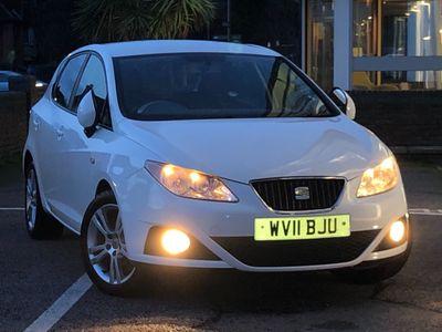 SEAT Ibiza Hatchback 1.4 16V Chill 5dr