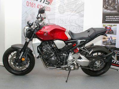 Honda CB1000R Naked 1000