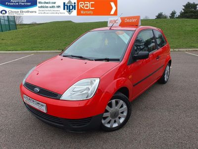 Ford Fiesta Hatchback 1.25 Firefly 3dr