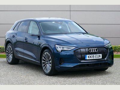 Audi e-tron SUV 55 Launch Edition Auto quattro 5dr 95kWh