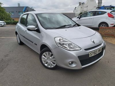 Renault Clio Hatchback 1.5 dCi eco2 Expression 5dr