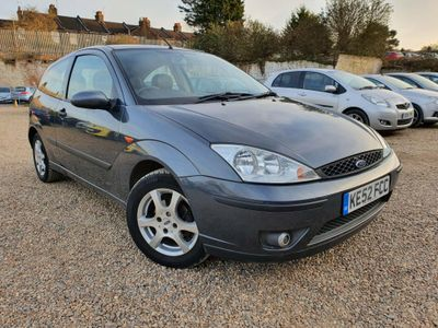 Ford Focus Hatchback 1.6 i Chic 3dr