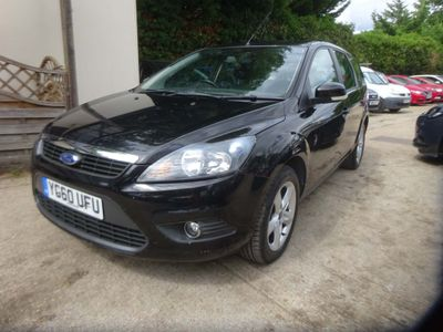 Ford Focus Estate 1.6 Zetec 5dr