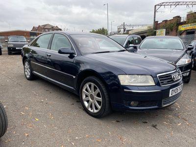 Audi A8 Saloon 3.0 CVT 4dr LWB