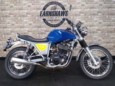 SWM Motorcycles Gran Turismo 440 Naked 440 440