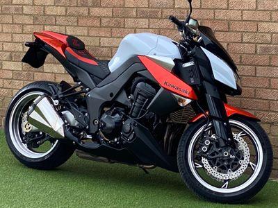 Kawasaki Z1000 Naked 1000