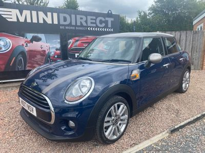 MINI Hatch Hatchback 1.5 Cooper D Seven (s/s) 5dr