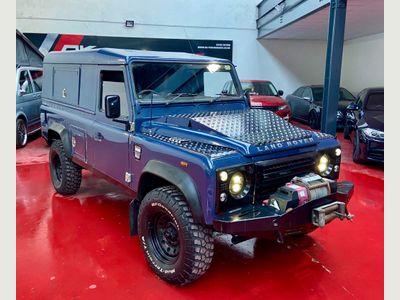 Land Rover Defender 110 SUV 2.4 TDCi Hard Top 4WD MWB 3dr