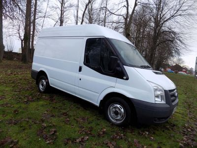 Ford Transit Panel Van 2.2 TDCi 280 Duratorq Medium Roof Van 3dr (SWB)