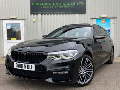 BMW 5 Series Estate 3.0 530d M Sport Touring Auto xDrive (s/s) 5dr