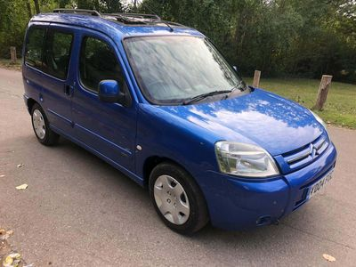 Citroen Berlingo MPV 1.6 Desire Multispace 5dr