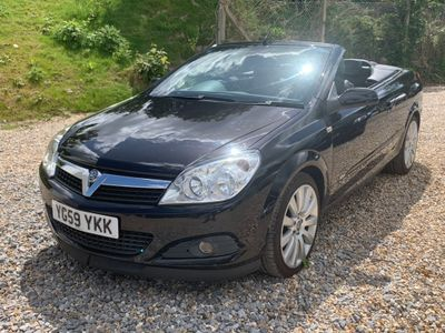 Vauxhall Astra Convertible 2.0 i Design Twin Top 2dr