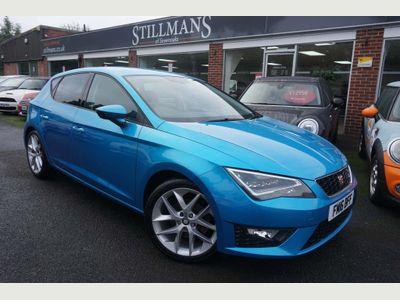 SEAT LEON Hatchback 1.4 EcoTSI FR (Tech Pack) (s/s) 5dr