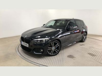 BMW 1 Series Hatchback 1.5 118i M Sport Shadow Edition Sports Hatch Auto (s/s) 5dr