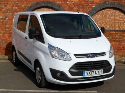 Ford Transit Custom Other 2.0 TDCi 290 Trend Double Cab-in-Van L1 H1 6dr (EU6)