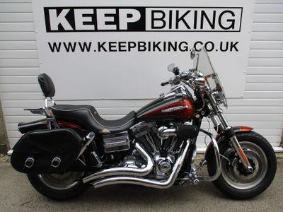 Harley-Davidson CVO Custom Cruiser 1800 FSE Fat Bob