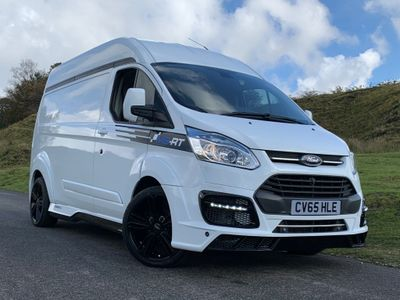 Ford Transit Custom Panel Van Ford Transit M Sport MS RT Hi Roof RS290