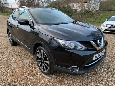Nissan Qashqai SUV 1.6 dCi Premier Limited Edition 4WD 5dr