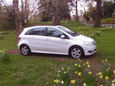 Mercedes-Benz B Class Hatchback 1.5 B160 BlueEFFICIENCY SE 5dr