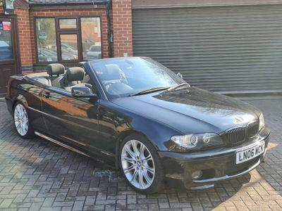 BMW 3 Series Convertible 3.0 330Cd M Sport 2dr