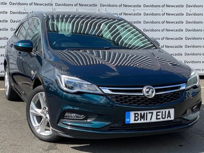 Vauxhall Astra Estate 1.6 CDTi SRi Sports Tourer Auto 5dr