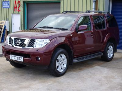 Nissan Pathfinder SUV 2.5 dCi Aventura 5dr