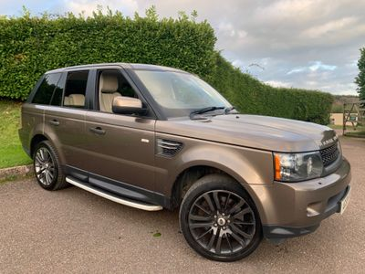 Land Rover Range Rover Sport SUV 3.0 TD V6 HSE 5dr