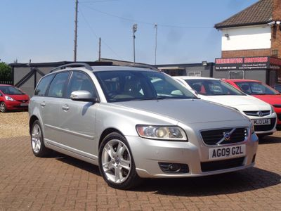 Volvo V50 Estate 2.0 D SE (Premium Pack) Powershift 5dr