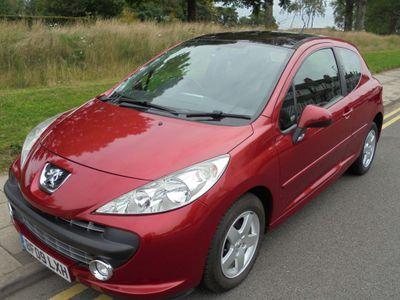 Peugeot 207 Hatchback 1.4 Cielo 3dr