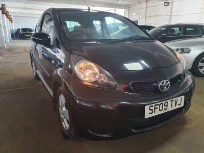 Toyota AYGO Hatchback 1.0 Black 3dr