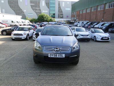 Nissan Qashqai+2 SUV 2.0 dCi Visia 2WD 5dr