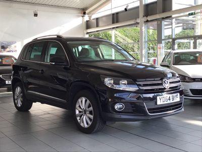 Volkswagen Tiguan SUV 2.0 TDI BlueMotion Tech Match 4MOTION (s/s) 5dr