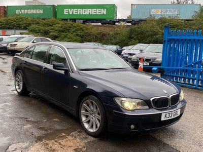 BMW 7 Series Saloon 3.0 730Ld SE 4dr