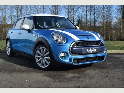 MINI Hatch Hatchback 2.0 Cooper SD Auto 6Spd (s/s) 5dr