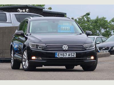 Volkswagen Passat Estate 2.0 TDI SE Business DSG Auto 6Spd (s/s) 5dr