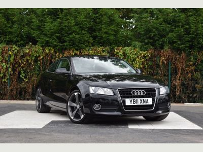 AUDI A5 Coupe 3.2 FSI Black Edition Multitronic 2dr