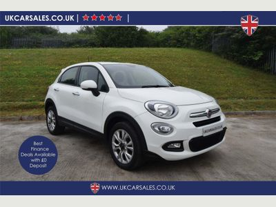 FIAT 500X SUV 1.4 MultiAir Pop Star Opening Edition Manual (s/s) 5dr